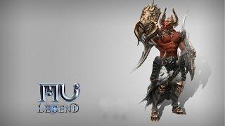 Видео к игре MU Legend из публикации: Планы на западный релиз MU Legend официально подтвержены