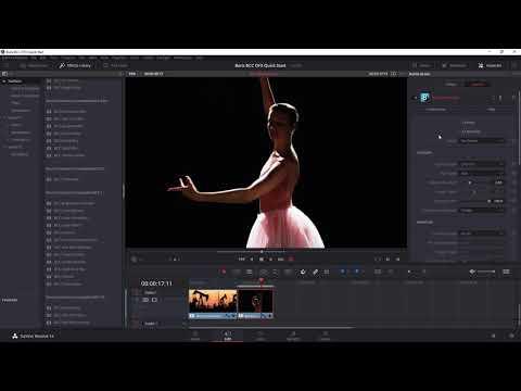 Continuum Premium Filters for Blackmagic Davinci Resolve: Motion Blur