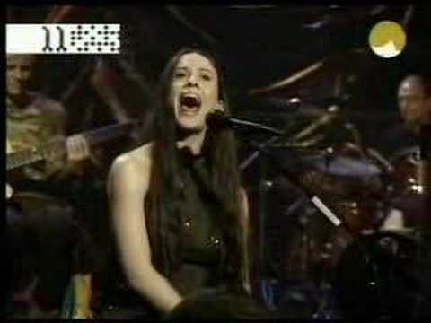 Tekst piosenki Alanis Morissette - That I Would Be Good po polsku