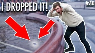 I hope it's not broken :(► Subscribe To See More :) - http://bit.ly/oliwhiteTV2  PREVIOUS VLOG ► https://www.youtube.com/watch?v=l-T6xLOV-XoThanks to Vodafone UK who sent me on a #GoDiscoverS8 adventure off the beaten track through the Basque country and Berlin, to celebrate the end of European roaming charges in 50 destinations. Equipped with the new Samsung Galaxy S8, see what I got up to when I wasn't restricted to hotel WIFI and was able to roam worry-free! Find out more about Vodafone Global Roaming here http://www.vodafone.com/roamingMY INSTAGRAM: @OliWhiteTVMY TWITTER: @OliWhiteTVMY SNAPCHAT: OliWhite1MY FACEBOOK: fb.com/OliWhiteTVFOLLOW JAMES ON TWITTER: @JamesWhite_TVFOLLOW JAMES ON INSTAGRAM: @JamesWhite_TV