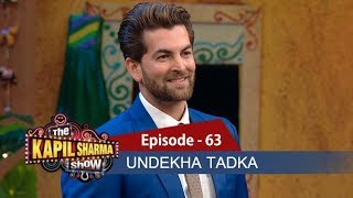 Click Here to watch more Undekha Tadka : https://www.youtube.com/playlist?list...Click Here to Subscribe Now : https://www.youtube.com/user/sonyliv----------------------------------------------------------------------------------------------------------Watch The latest Bollywood interviews, movie promotions and funny acts that were edited from the actual show of 'The Kapil Sharma Show'. Comedian and host Kapil Sharma interact with celebrity guests who make an appearance on the show to promote their latest films while keeping the audience in peals of laughter with his wit and humor.----------------------------------------------------------------------------------------------------------In Undekha Tadka, Kapil Sharma talks to the top Bollywood celebrities like Shah Rukh khan, Salman Khan, Aamir Khan, Akshay Kumar, Sonakshi Sinha, Ranveer Singh, Randeep Hooda, kartina Kaif, Vidya Balan, Alia Bhatt, Priyanka Chopra, Deepika Padukone, Sunny Leone, Varun Dhawan, Tiger Shroff, Farhan Akhtar, Amitabh Bachchan, Aishwarya Rai, Irfan Khan, Hrithk Roshan, Anurag Kashyap, Karan Johar, kareena Kapoor, Yo Yo Honey Singh, Nawazuddin Siddique, Fawad Khan, Atif Aslam, Arijit Singh, Lata Mangeshkar, Sonu Nigam, Shreya Ghoshal, Kumar Sanu, Himesh Reshammiya, Sunidhi Chauhan, Tamannaah Bhatia, kajal Agarwal, Shahid Kapoor, Ranbir Kapoor, Sachin Tendulkar, Viraat Kohli, Aamir Khan, Emraan Hashmi, Rajinikanth, Sushant Singh, Kriti Sanon, Parineeti Chopra, Arjun Kapoor, Anil Kapoor, John Abraham, Arjun Rampal, Jacqueline Fernandez, Saif Ali Khan to name a few.----------------------------------------------------------------------------------------------------------The Kapil Sharma Show is an Indian Hindi stand-up comedy and talk television series which premiered on 23 April 2016 and is broadcast by Sony TV. The series revolves around Kapil Sharma and his neighbors in the Shantivan Non-cooperative Housing Society.