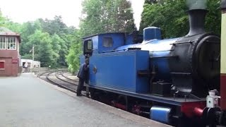 Newby United Kingdom  city photo : The Lakeside & Haverthwaite Railway (The Lake District National Park UK):