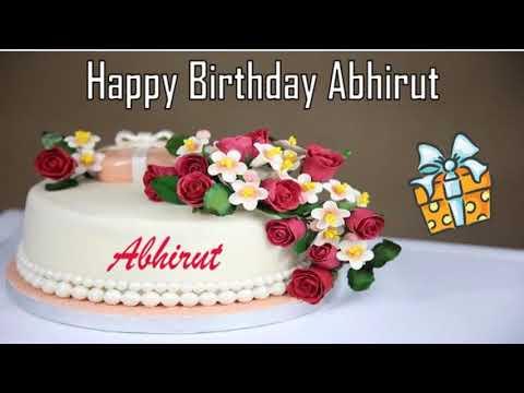 Happy birthday quotes - Happy Birthday Abhirut Image Wishes