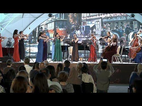 Μουσικό φεστιβάλ της Γκαμπάλα: Έμπνευση απο την παράδοση του Αζερμπαϊτζάν