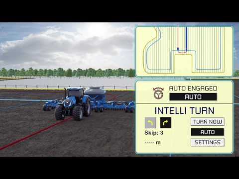 IntelliTurn™ Intelligent Automatic End of Row Turn System