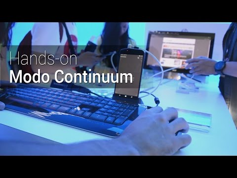 Hands-on: Modo Continuum do Windows 10 Mobile | Tudocelular.com