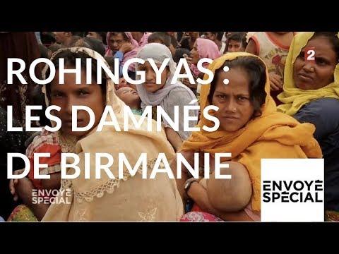 Envoyé spécial. Rohingyas : les damnés de Birmanie - 12 octobre 2017 (France 2)