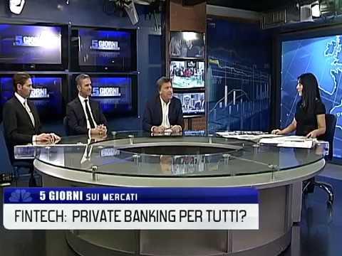 FinTech: private banking per tutti?