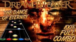Video Dream Theater - The Dance of Eternity 100% FC!! (Guitar Hero Custom Song) MP3, 3GP, MP4, WEBM, AVI, FLV Maret 2018