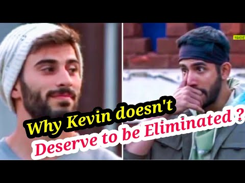TOP 5 REASONS WHY KEVIN DOES NOT DESERVE TO BE ELIMINATED IN ROADIES REVOLUTION EPISODE 24 VOTE OUT