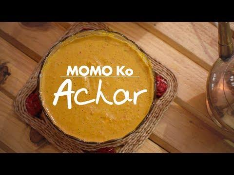(MoMo Ko Achar | Yummy Nepali Kitchen - Duration: 3 minutes, 5 seconds.)