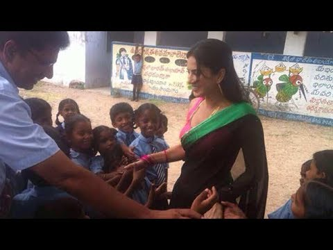 Sunny Leone As DESI TEACHER In Telugu Debut