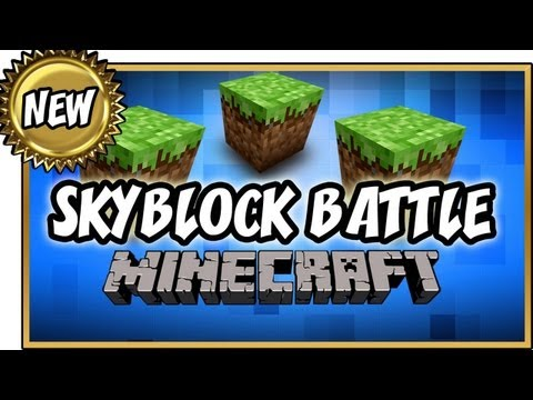 pvp - Watch Part 2 of Skyblock Battle, click here, http://youtu.be/V8lRtsTZN7A Watch Nitro's video and find out how they Dominated SkyBlock Battle, click here, htt...