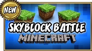 SKYBLOCK BATTLE ★ Minecraft ★ Ep.1, Part 1
