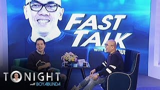 Video TWBA: Fast Talk with Boy Abunda MP3, 3GP, MP4, WEBM, AVI, FLV Agustus 2018