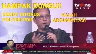 Video ILC 16 OKT 2018~ NAMPAK DUNGU!! DEDDY SITORUS POLITISI PDIP KALAH ARGUMEN DENGAN FERRY MP3, 3GP, MP4, WEBM, AVI, FLV Oktober 2018