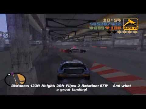 GTA 3 Fun With Banshee