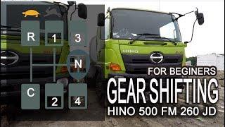 Video HINO 500 gear shifting tutorial MP3, 3GP, MP4, WEBM, AVI, FLV Februari 2019