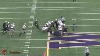 John Fullington vs Washington (2013)