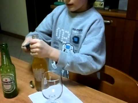 cristallizzazione; - La cristallizzazione della birra by Andrea.