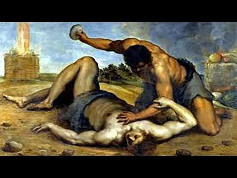 Biblical Series V: Cain and Abel: The Hostile Brothers