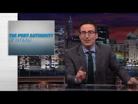 Port Authority a Kolumbův den