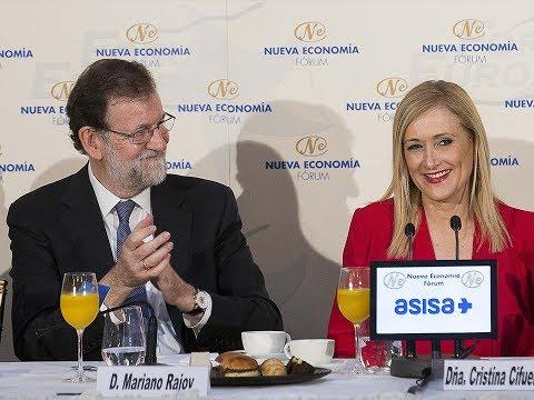 """Rajoy: """"Necesitamos concordia, tranquilidad, mesura y moderación"""""""