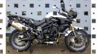 9. 2013 Triumph Tiger 800 ABS Info & Features