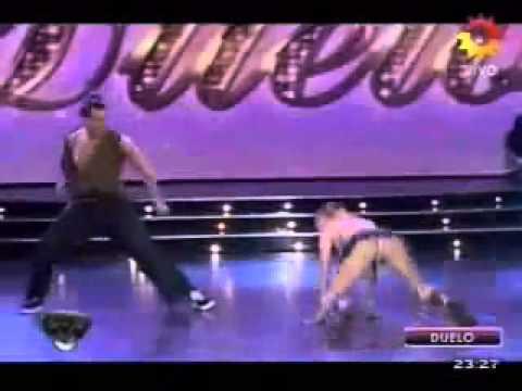 0 Tremendo accidente de Rocío Guirao bailando reggaeton