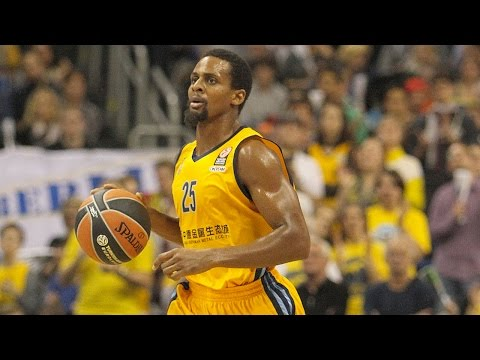 Focus on: Cliff Hammonds, Alba Berlin