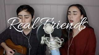 Video Real Friends - Camila Cabello Cover MP3, 3GP, MP4, WEBM, AVI, FLV Januari 2018