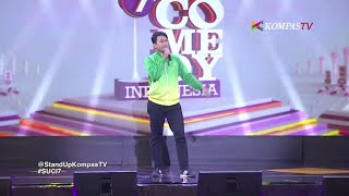 Video Dany Beler: Olahraga dan Bergaya - SUCI 7 MP3, 3GP, MP4, WEBM, AVI, FLV Juni 2017