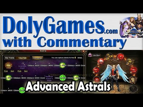 ➜ Wartune Gameplay 5000 Astrals and Unlocking Advanced Astral Slot #1 + Tips