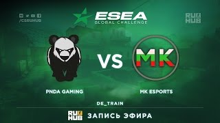 MK vs Pnda, game 1