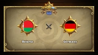 GER vs BLR, game 1