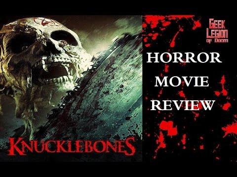 KNUCKLEBONES ( 2016 Julin ) demonic Slasher Horror Movie Review