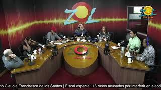 Desahogo Farandulero 16-2-2018 y la llegada de la licenciada Zulenny Gomez en Elmismogolpe