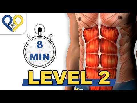 Six Pack - Abs workout how to have six pack: 8 min abs workout level 2. Finally ready the best workout to get perfect abs and flat stomach. The application is finally a...