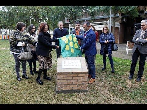 Inauguración Parque Infantil y Plaza Punta Umbría en La Redondela