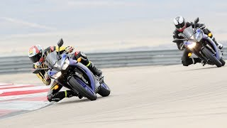 4. 2018 Yamaha YZF-R3 Track Review