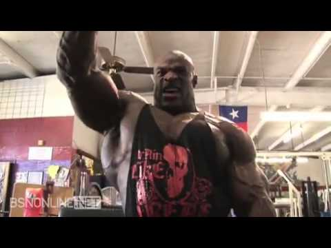 shoulder work out - ronnie coleman deadlift,ronnie coleman eating,ronnie coleman interview,ronnie coleman relentless,ronnie coleman legs,ronnie coleman back, ronnie coleman bice...