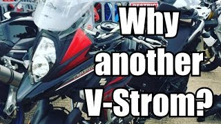 6. Why I bought ANOTHER V-Strom 650!
