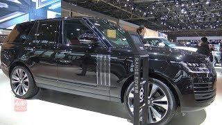Video 2019 Range Rover SV Autobiography 565hp - Exterior And Interior Walkaround - 2018 Paris Motor Show MP3, 3GP, MP4, WEBM, AVI, FLV Oktober 2018