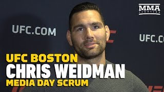 Chris Weidman: Jon Jones and Anderson Silva Marred Their Careers by Failing Drug Tests by MMA Fighting