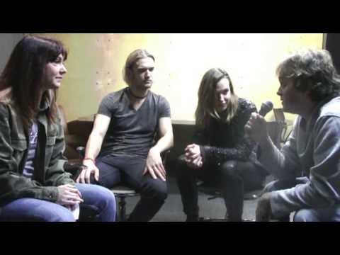 Highlights From Halestorm Interview with 99.7 The Blitz