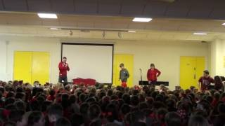 Red Nose Day - Class jokes & Lip Sync