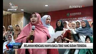 Download Video Ucap Selamat ke Jokowi, Relawan Prabowo-Sandi Ricuh MP3 3GP MP4