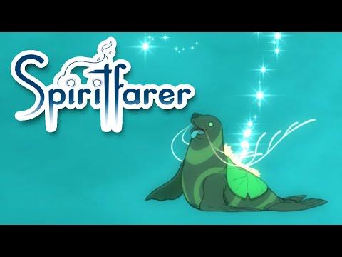Washed Away by a Singing Seal?! 🔅 Spiritfarer • #15