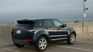 2013 Land Rover Range Rover Evoque Review Abd Road Test