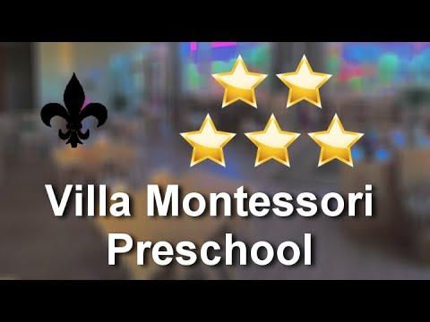 Preschools Leesburg VA - 5 Star - Villa Montessori Preschool Leesburg Reviews